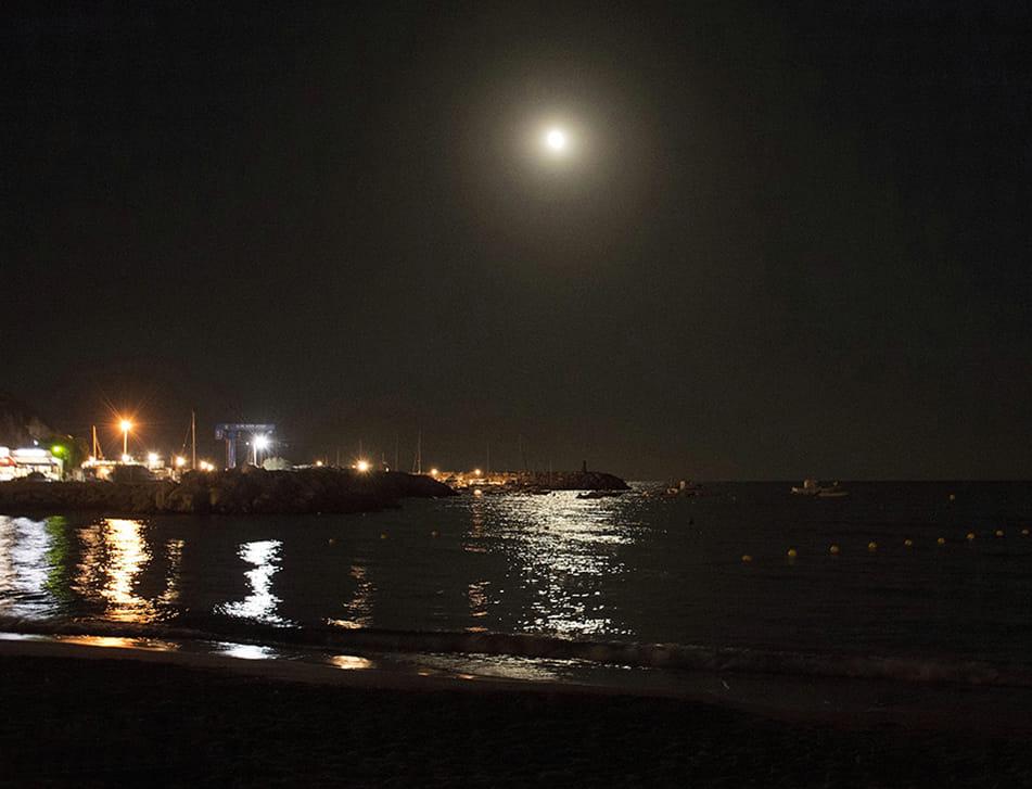 Puerto de San José. Almeria