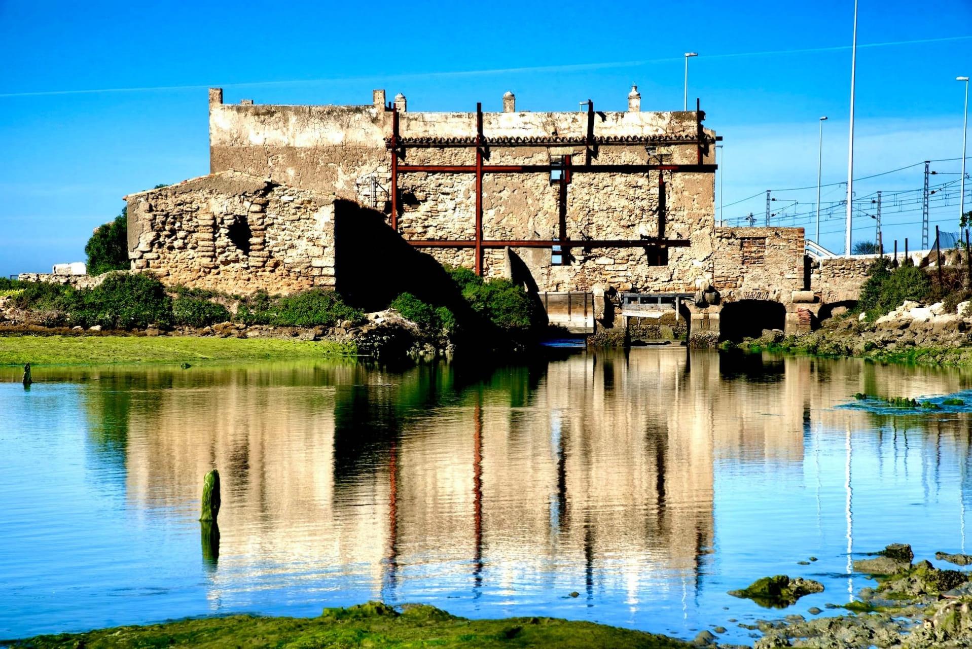 Río Arillo Cádiz