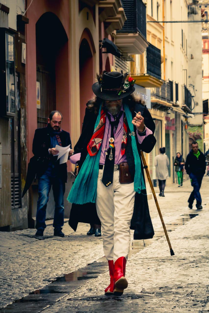 Señores de Sevilla