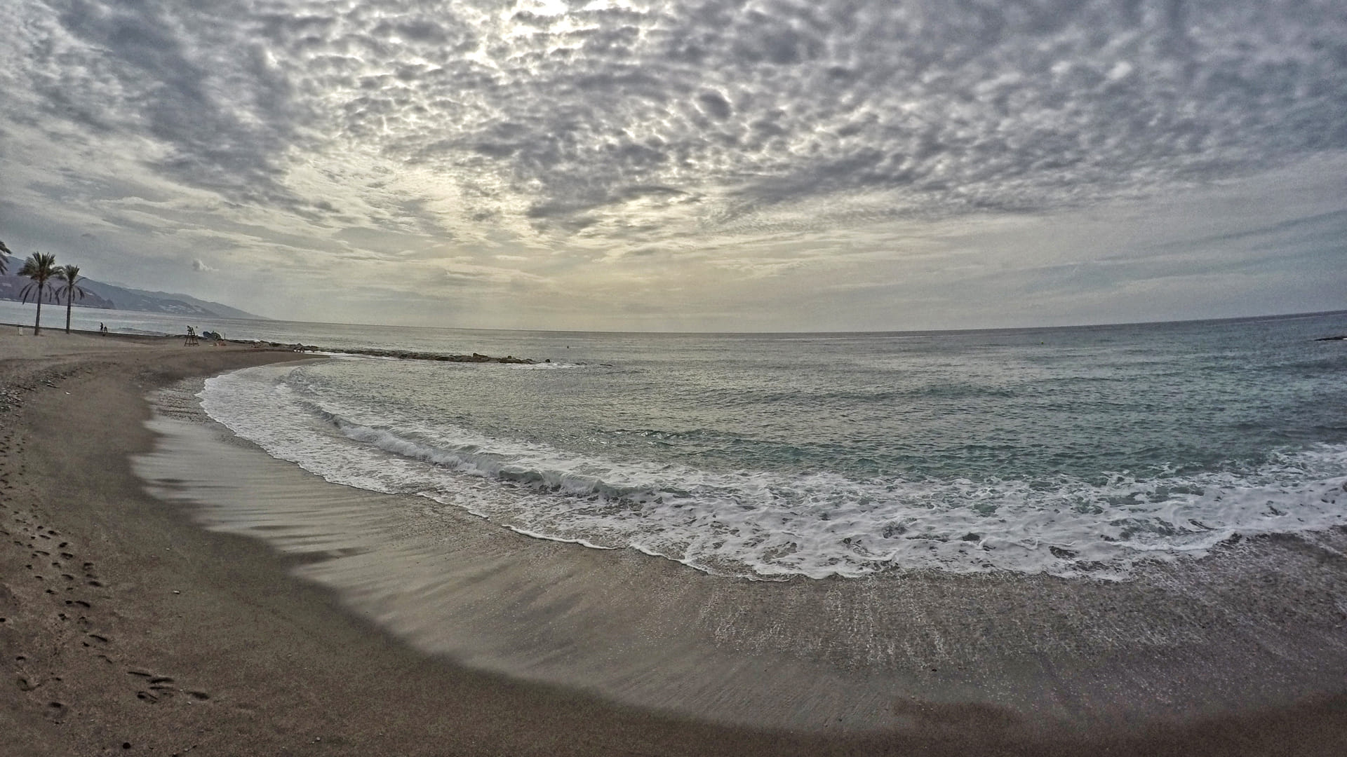 Playa de Castell de Ferro