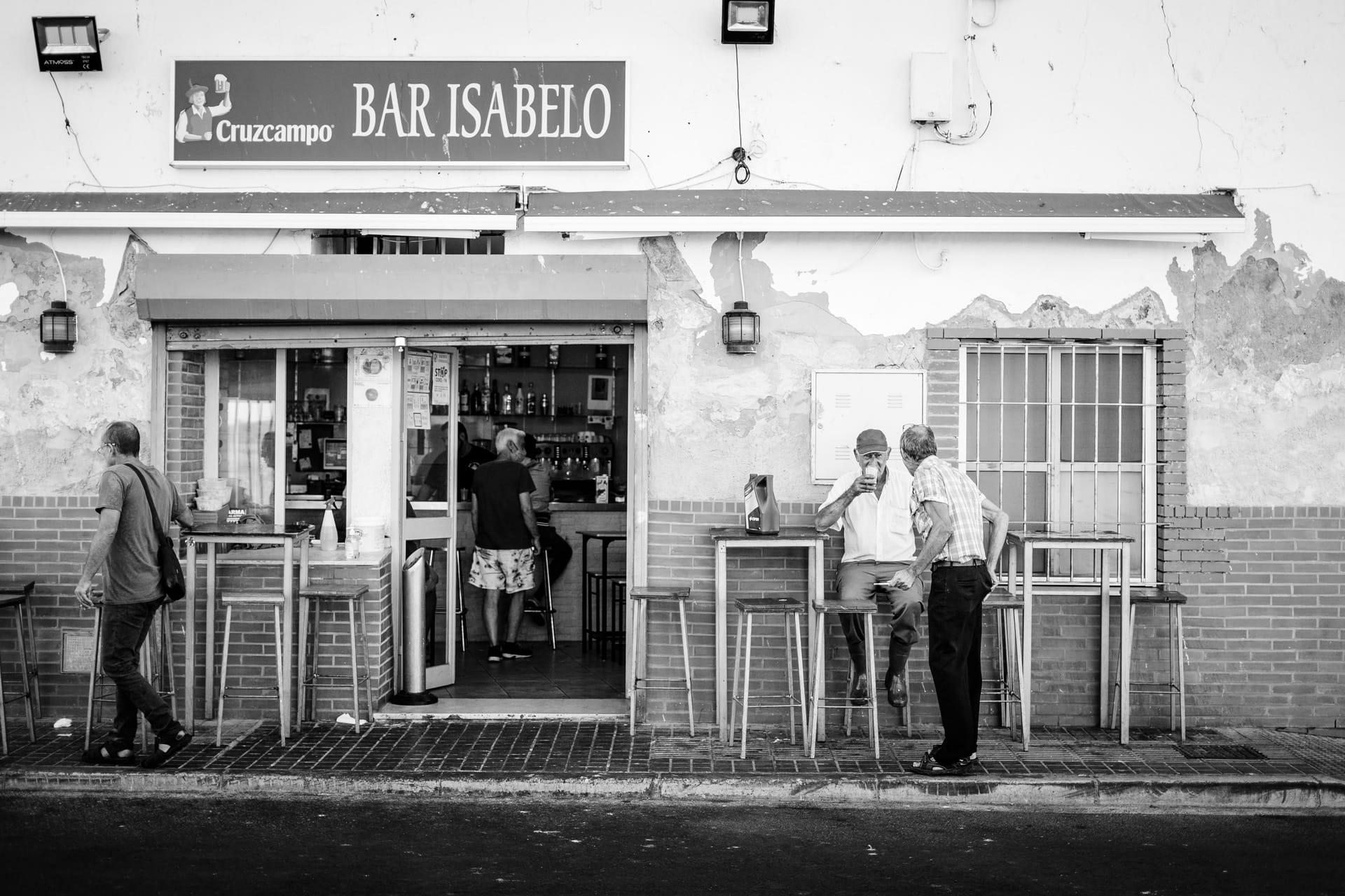 Bar Isabelo