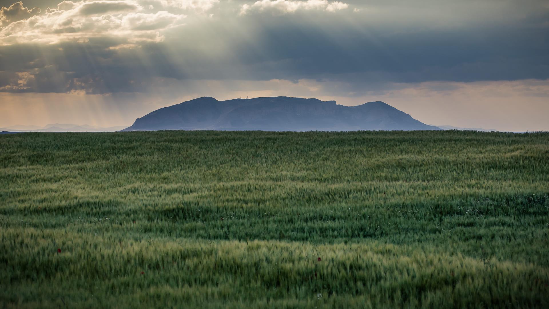 Cerro Jabalcón