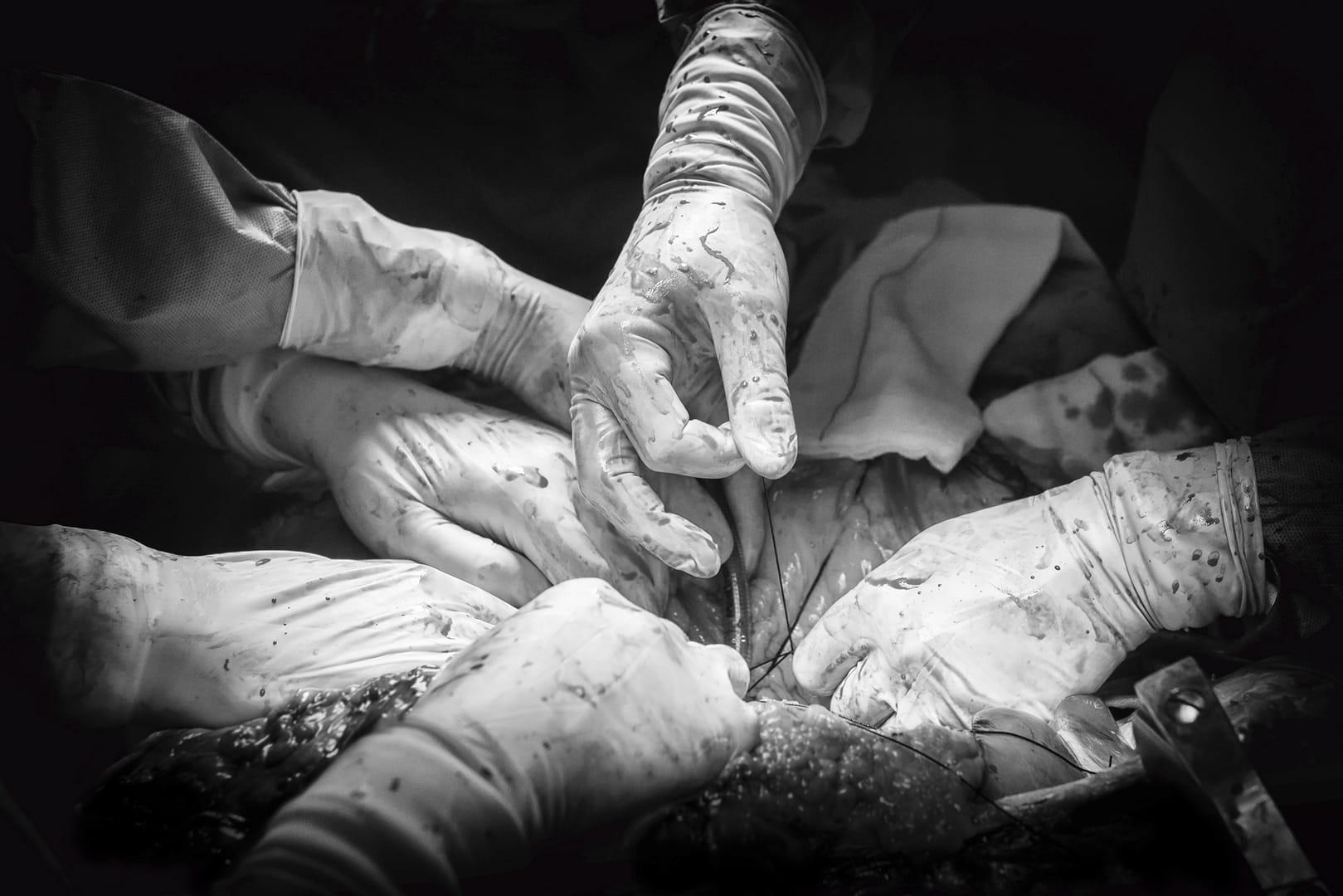 A seis manos