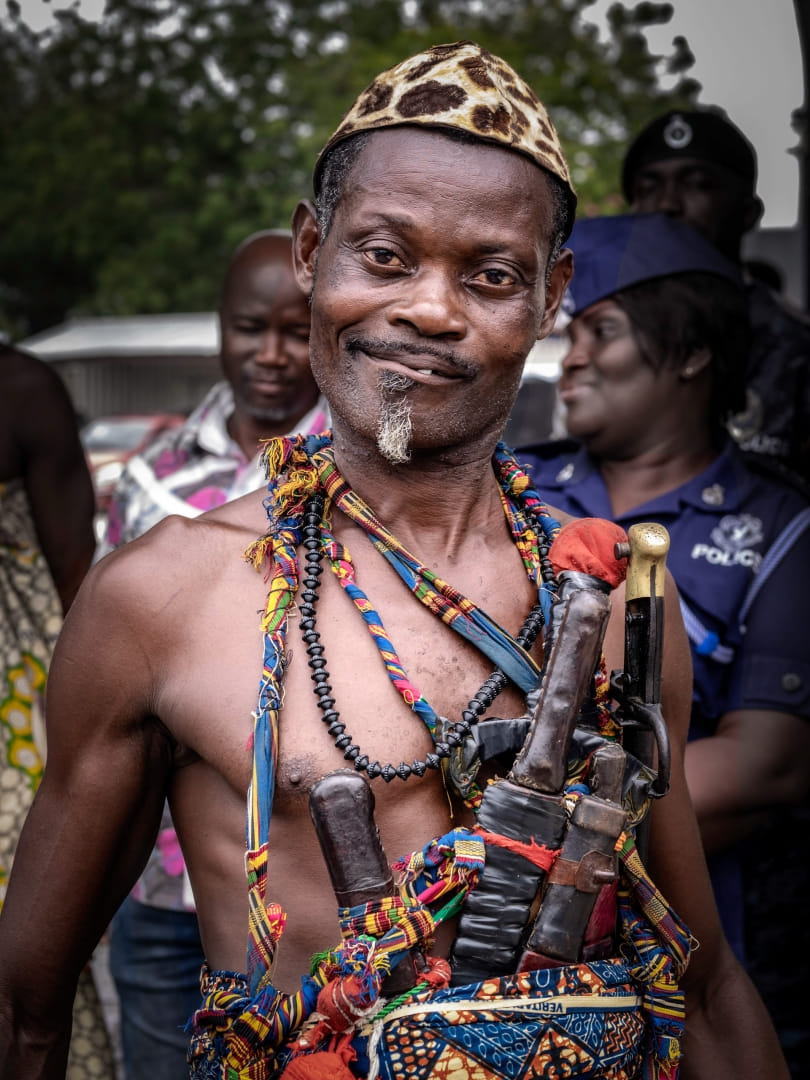 Guerrero de Kumasi