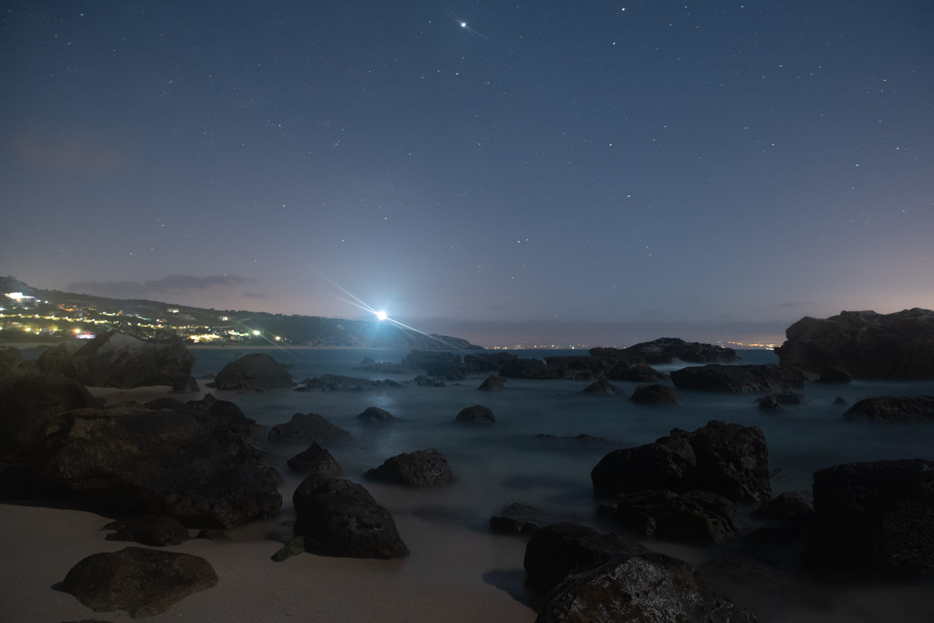 Noche en Zahara