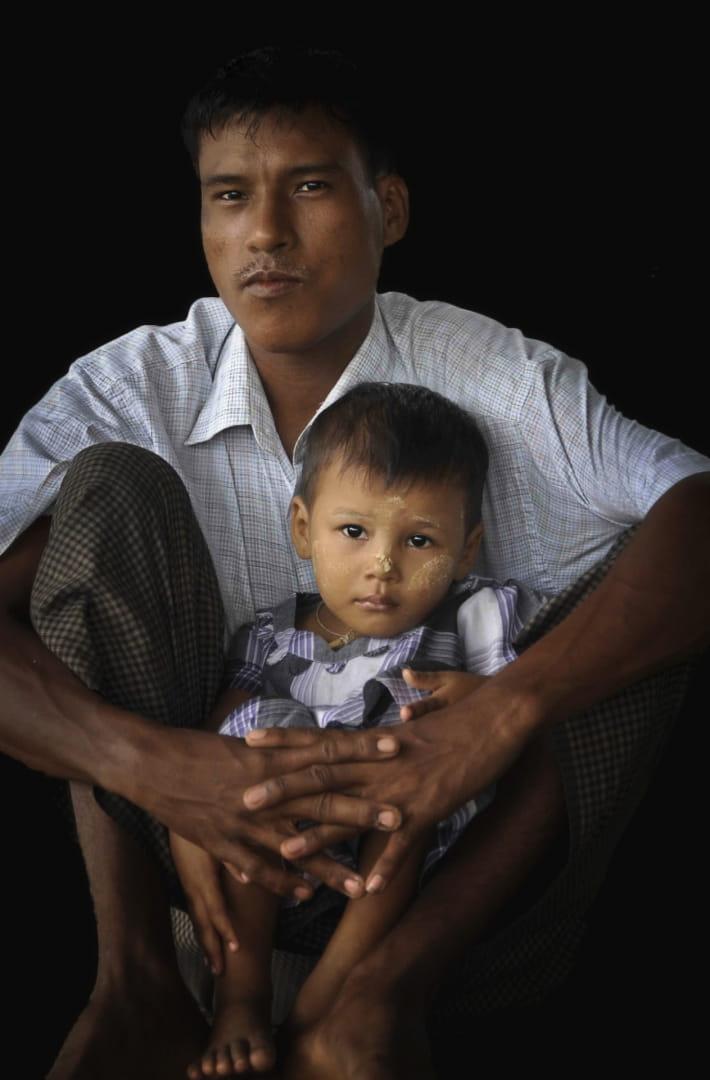el amor de un padre a su hijo