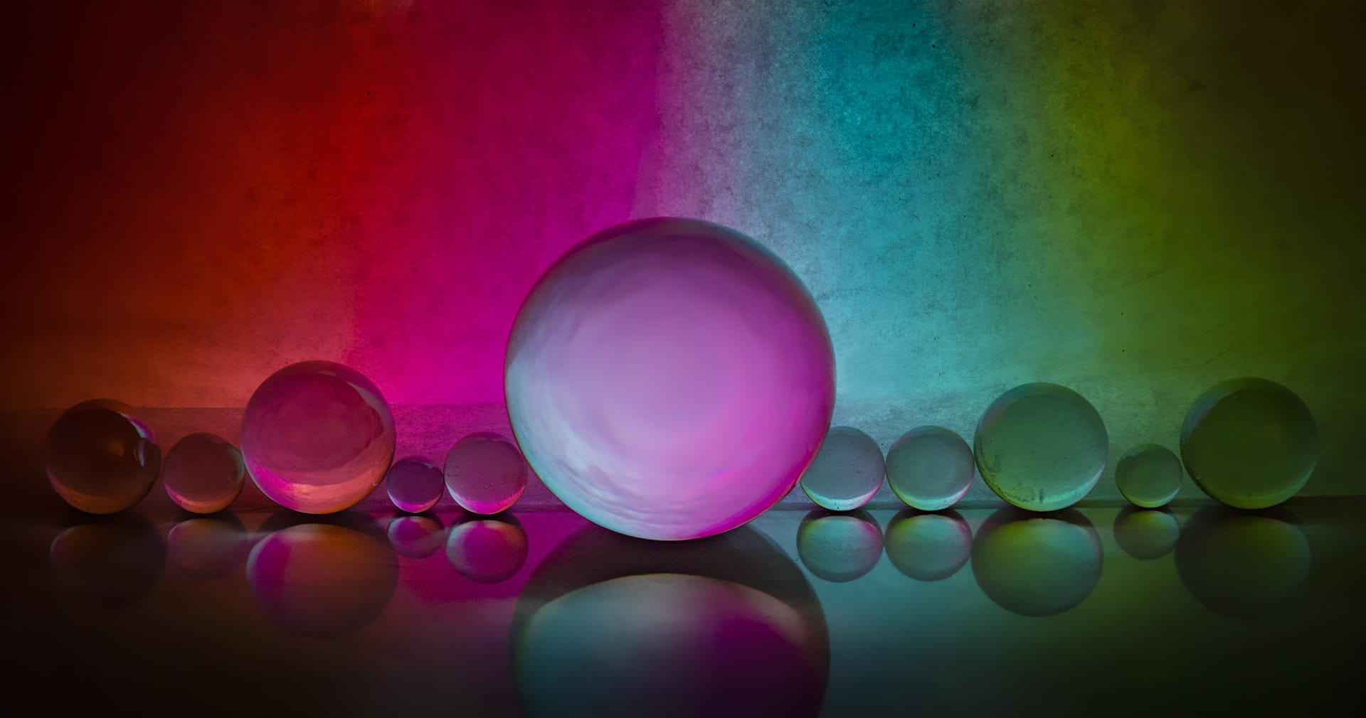 Esferas de Cristal