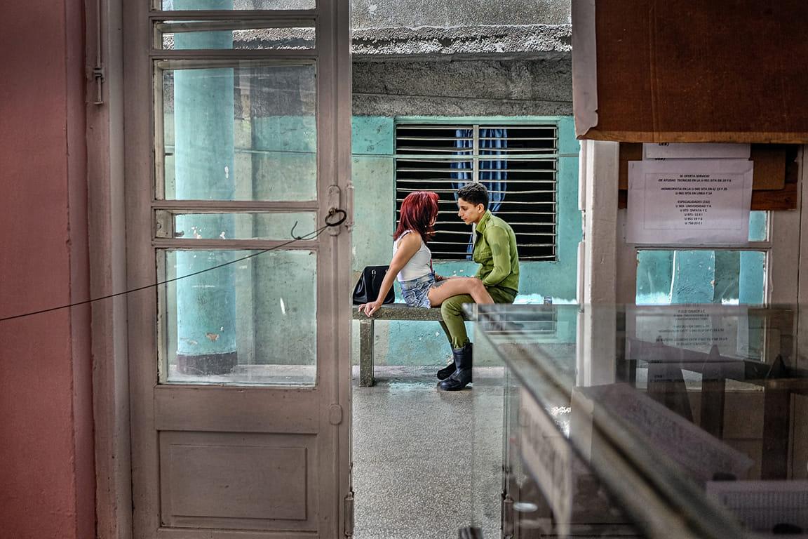 Encuentro en La Habana. Cuba.