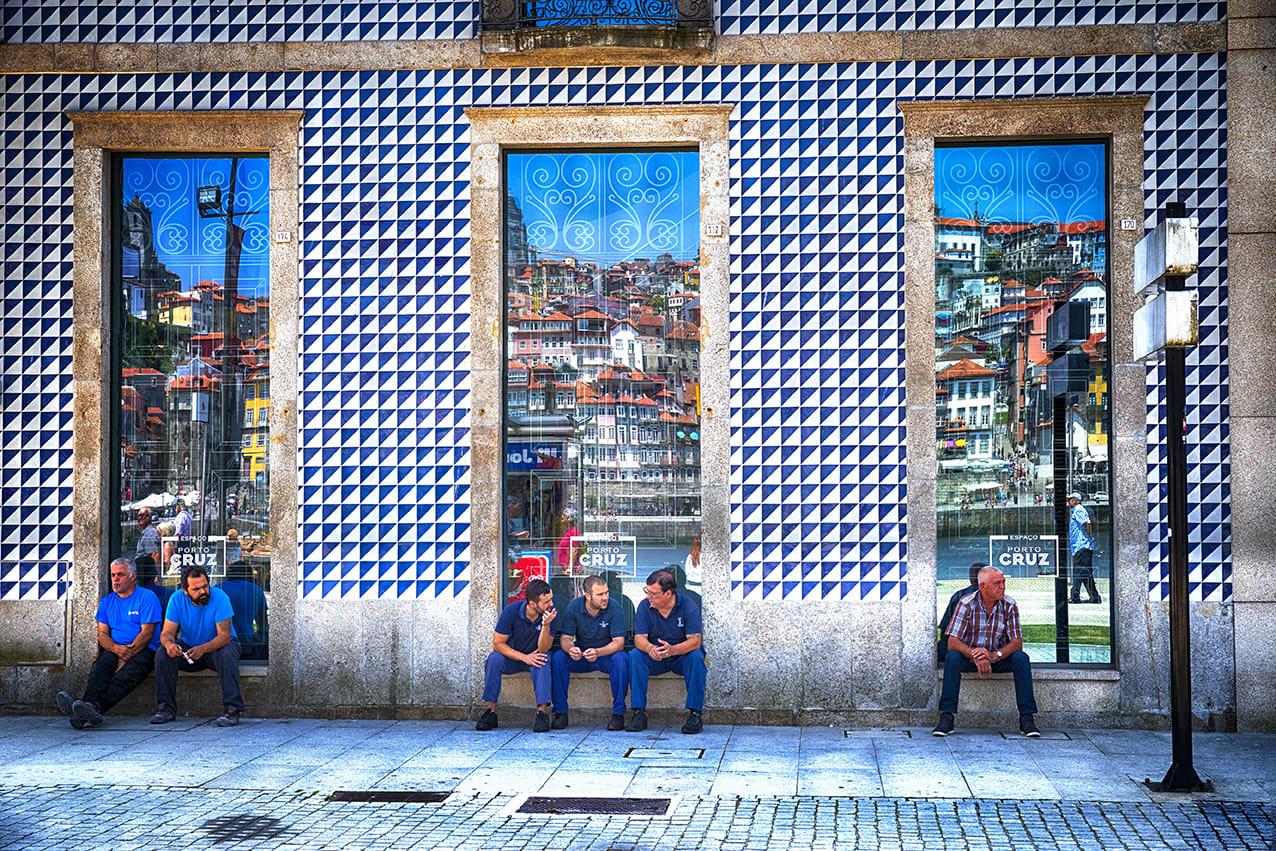 Descanso en Porto