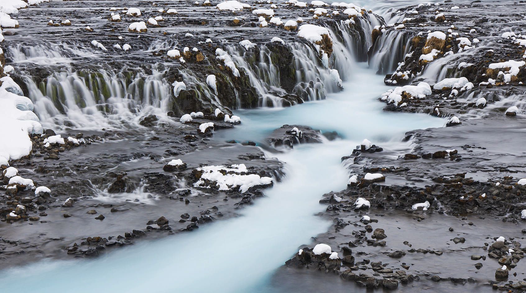 Iceland river