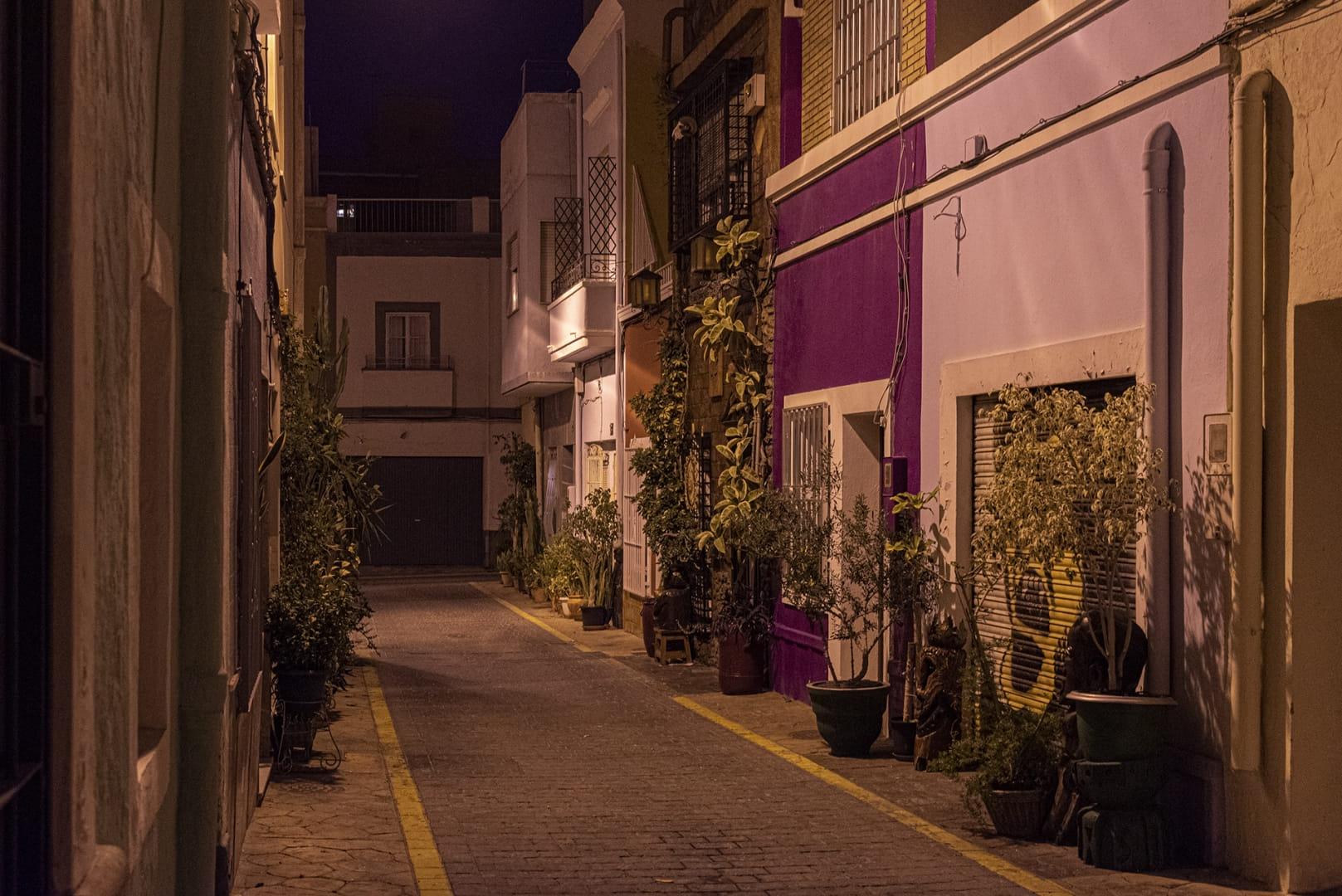 Calle Hileras