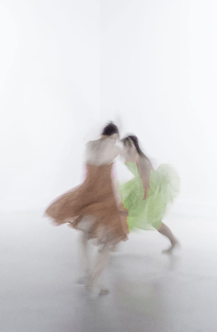 Danza de colores