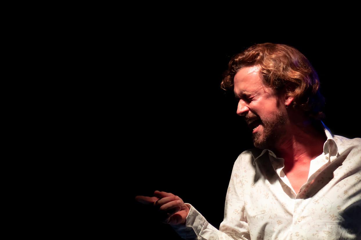 Dolor y pasión flamenca