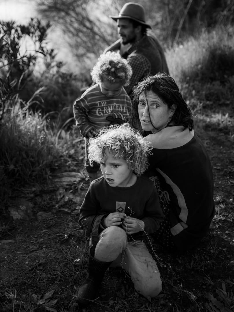Familia nómada