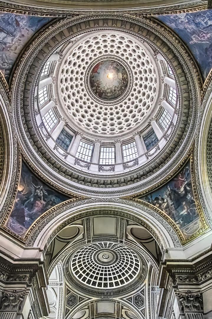 En el Panthéon