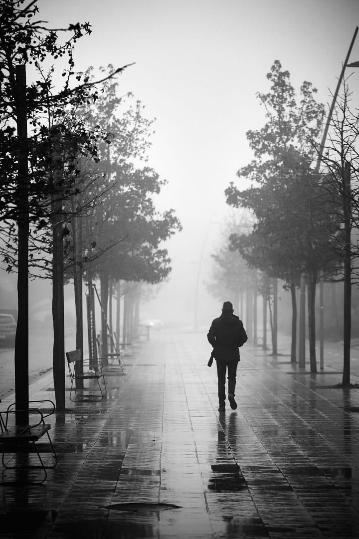 El caminante