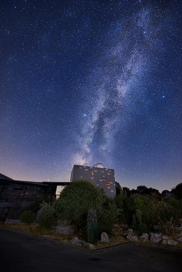 Observatorio de Estrellas