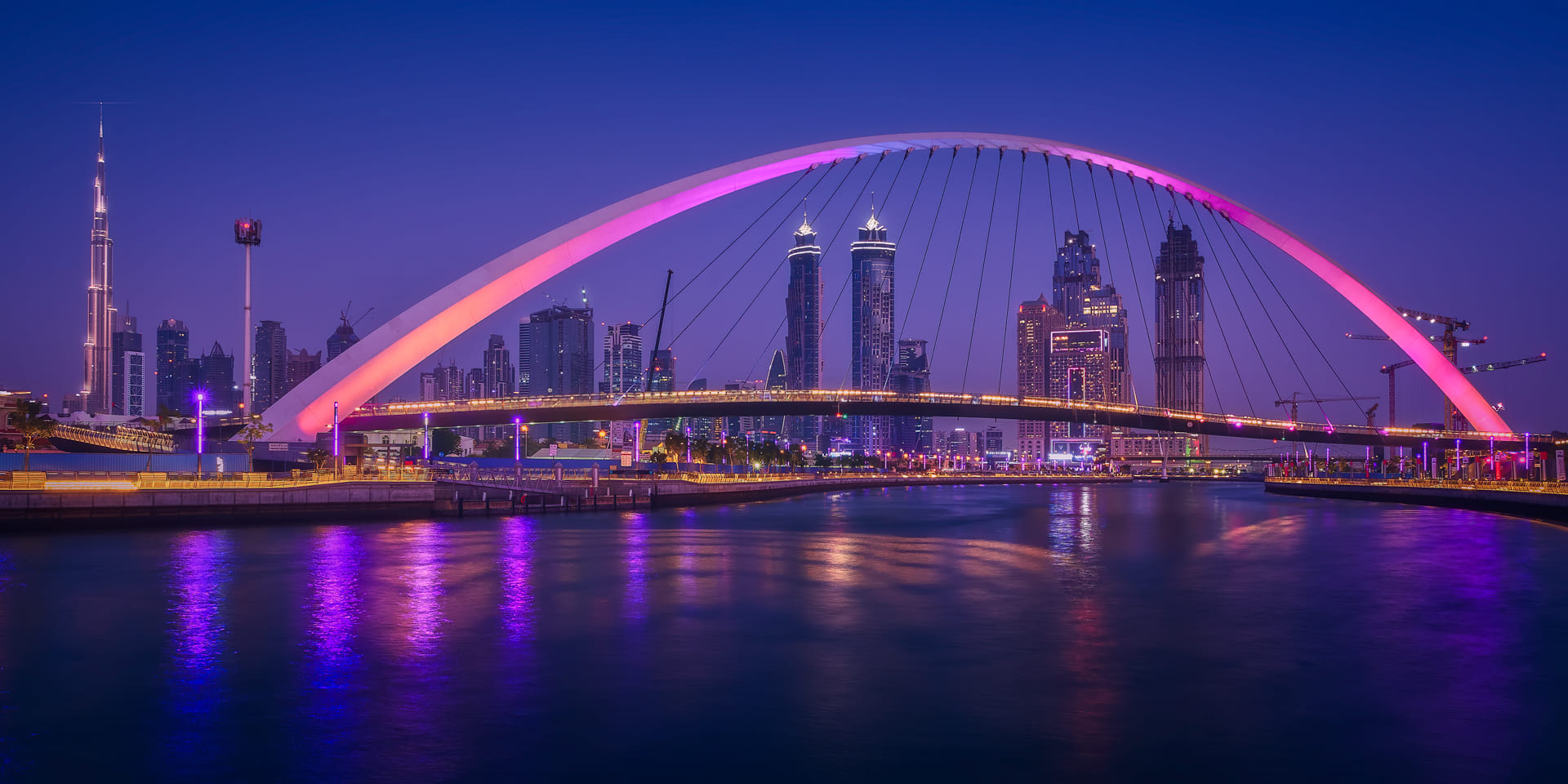 Skyline Dubái