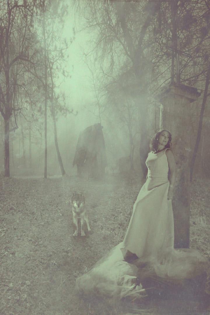 La novia y el lobo