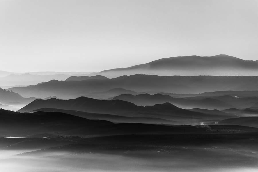 Mar de Montañas