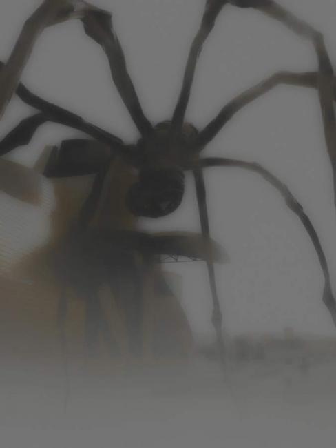 El monstruo en la niebla
