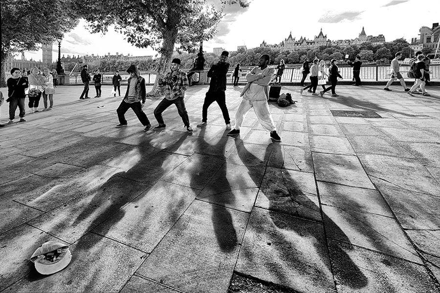 Dance street