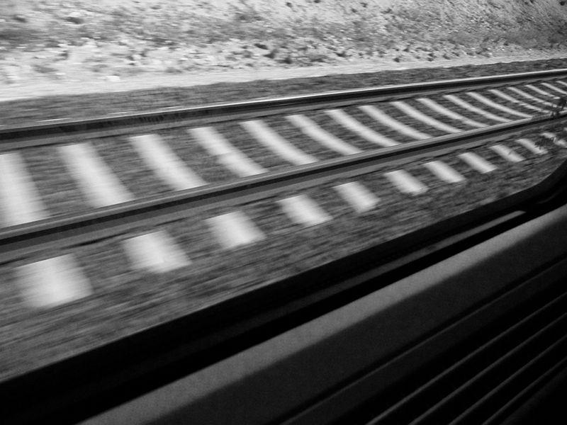 Desde el tren