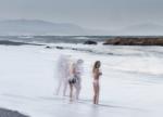Inconscientes en la playa