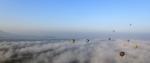 Dejándonos llevar sobre las nubes