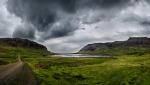 Camino de la península de Snaefellsnes