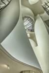 Detalle interior del Guggenheim de Bilbao