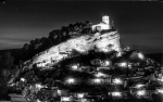 Noche en Montefrio. (Granada)