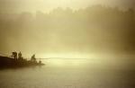 Pescadores al amanecer