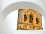 Campanario enmarcado-Arcos de la Frontera