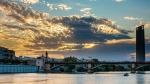 Guadalquivir... Entre Sevilla y Triana