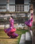 Flamencas en Sevilla