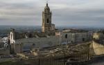 Vista de Medina Sidonia ( Cádiz )