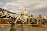 Millennium Bridge en Londres