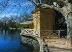 El estanque del Capricho