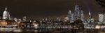 London urban night