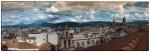 el cielo sobre Jaén