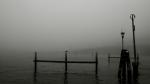 Esperando que se quite la niebla