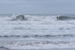 Meciéndose en la ola