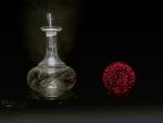 Redoma y esfera