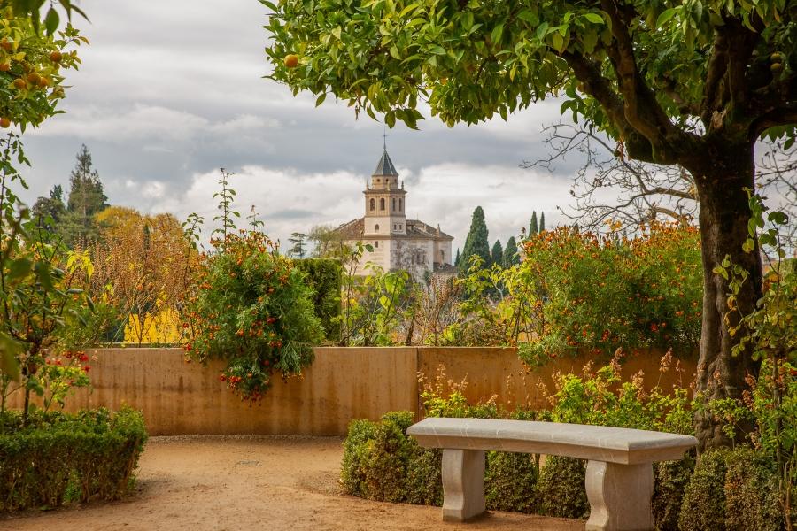 Iglesia de Santa María de la Alhambra de Granada