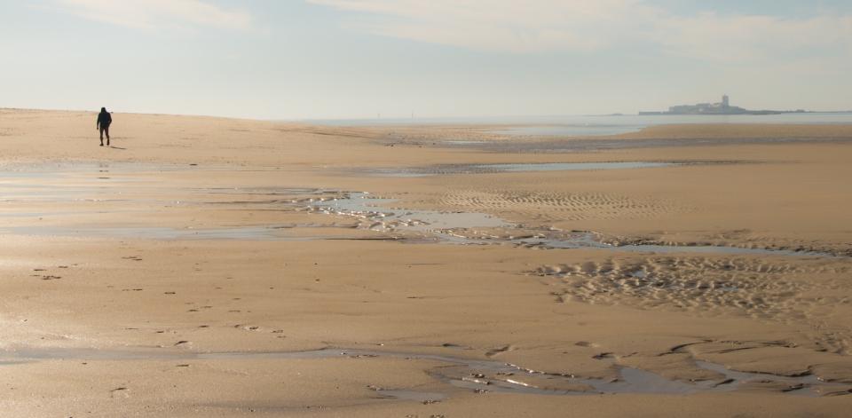 Desierto en el Océano