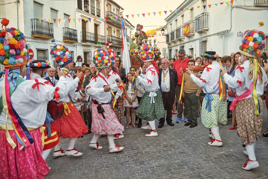 Danzantes de Fuente Tojar