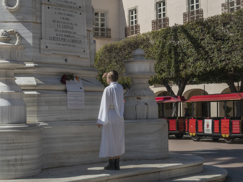 Monumento a La Libertad