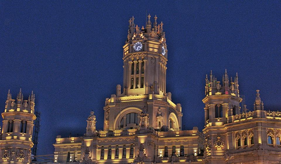 Palacio de Correos. Madrid