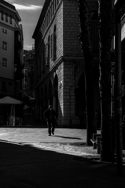 Entre sombra y sombra